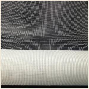 laid scrim for aluminum foil composites