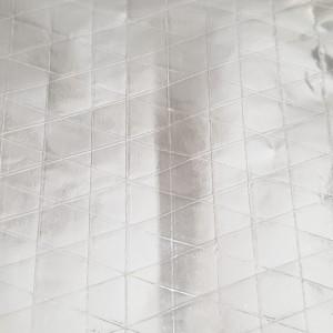 tri-directional Fiberglass net fabric Laid Scrims for aluminum foil insulation