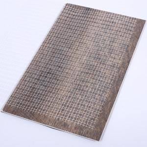 Fiberglass mesh Laid Scrims for PVC flooring 2