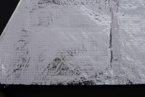 Fiberglass mesh Laid Scrims for aluminum foil insulation