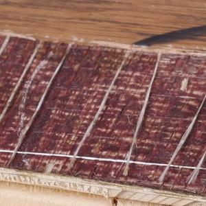 Fiberglass Laid Scrim Mesh Reinforce for PVC Floor