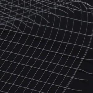 Polyester örgü kumaş Boru sarma boru makarası için koydu bezler