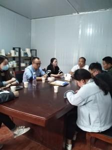 Ruifiber production meeting 3